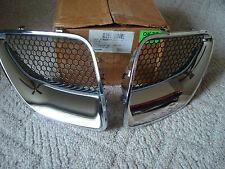 Pontiac G6 Accessory Chrome Recessed Upper Grill Set OEM 17802610 NEW IN BOX! NR