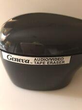 Geneva Pf-215 PF215 Video / Audio Tape Eraser - 2800 Gauss Strength