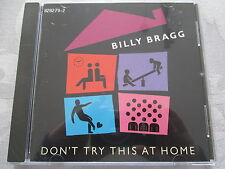Billy Bragg - Don't Try This At Home - CD no ifpi full silver (16 Tracks)