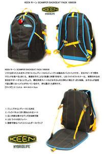 KEEN Scamper Backseat Pack Backpack Big K Outdoor $70 NWT NEW!