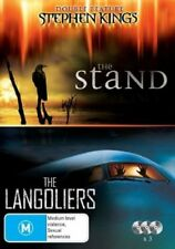 Stephen King THE STAND / THE LANGOLIERS New 3 Dvd GARY SINISE DAVID MORSE ***