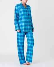 British Boxers Ladies Tartan Pyjama Set ~ Sizes  ~ L 14 ~ XL 16 ~ XL 18 ~ BNWT