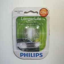 Philips 12v LongerLife Miniature Bulb Twice The Life Signalling Lamp #12961
