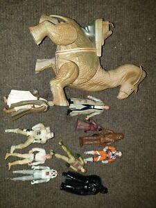 Retro Star Wars Figures