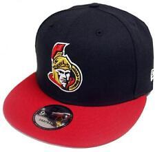 New Era NHL Ottawa Senators 2 Tone Snapback Cap Kappe 9fifty Basecap Mens Herren