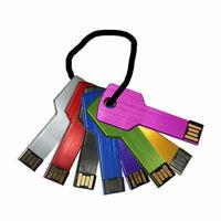 512MB USB 2.0 Flash-Laufwerk Metall Schlüssel Thumb Pen Laufwerke Memory Stick
