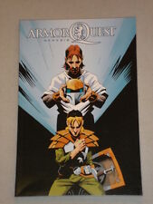 Armorquest Genesis Alias Comics Graphic Novel 9781600390555