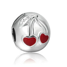 Best Gifts 925 Silver Clip Clasp Bead Flower Serie Fit European Charm Bracelets