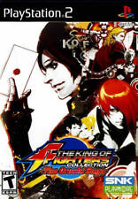 King of Fighters: Orochi Saga PS2 New Playstation 2