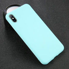Case For Apple iPhone 11 Pro Max XS Max XR X 8 7 6S Plus Silicone TPU Slim Cover