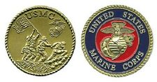 US Marine Corps Challenge Coin