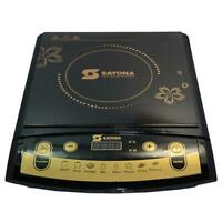 2500W Burner Electric Cooktop Induction Cooker Portable Touch Pan Panel Furnace
