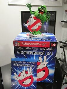 Ghost Busters 1 & 2 Limited Edition Gift Set Bluray