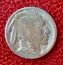 Etats-Unis - U.S.A. -   Rare  monnaie de  5 Cents  1917 S