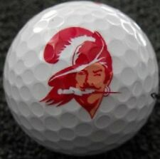 (3-Ball Gift Pack) Tampa Bay Buccaneers Logo Titleist Pro V1 Mint Golf Balls