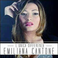 Emiliana Canton - L'Unique Différence CD Zeus Record Serie Oro