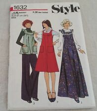 Style Teen Dress Sewing Patterns