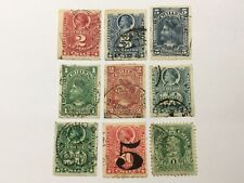 old stamps  CHILE    x  9