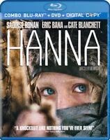 Hanna (Combo Blu-ray + DVD + Digital Copy) (Bl New Blu