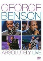 George Benson: Absolutely Live - DVD - Color Dolby Dts Surround Sound Ntsc VG