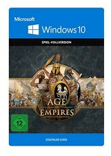 Age Of Empires definitive Edition Key Windows 10 PC digital Spiel Download Code