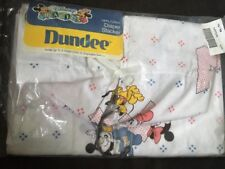 Vintage Dundee Disney Babies Diaper Nursery Organizer  Mickey Mouse Alphabet New