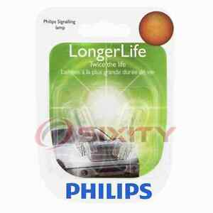 Philips Glove Box Light Bulb for Renault Alliance 1986 Electrical Lighting df