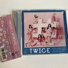 #TWICE JAPAN CD With OBI (regular edition)