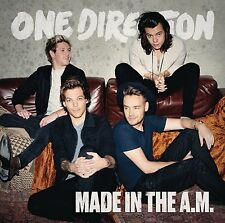 ONE DIRECTION 1D: MADE IN THE A.M. CD NEW