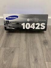 Genuine Samsung MLT-D1042S Black Toner Cartridge