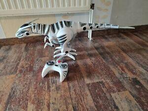 WowWee Roboraptor, Raptor, elektrischer Dino + Fernbedienung
