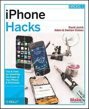 IPhone Hacks : Pushing the IPhone and IPod Touch Beyond Their Limits
