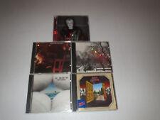 Bruce Cockburn (5 CD LOT) Self Titled / Sunwheel Dance / Salt, Sun & Time / High
