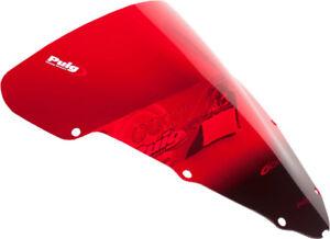PUIG RACING WINDSCREEN RED CBR 600F-4I '01-03 0861R MC Honda