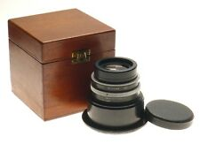 Apo Process Lustrar Large Format Lens f10 Ser.II Wray London in Wood Box