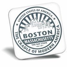 Awesome Fridge Magnet - USA Boston Massachusetts America Cool Gift #5733