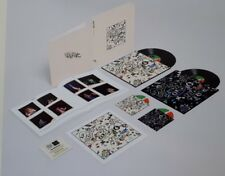 LED ZEPPELIN 3 super deluxe ÉDITION BOXSET 2 CD 2 VINYL livre artprint