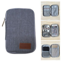 ITS- CO_ Electronic USB Drive Charger Cable Storage Bag Pouch Organizer Case Rak