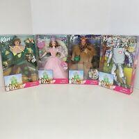 1999 Wizard of OZ Barbie & Ken Dolls in original boxes.