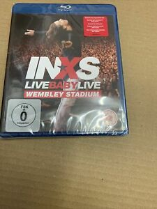 INXS - Live Baby Live (NEW BLU-RAY) Sealed