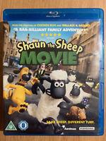 Shaun the Sheep 2014 Aardman Animation British Family Comedy Classic UK Blu-ray
