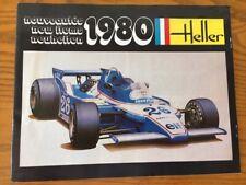 Heller 1980 catalog