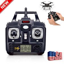 2.4G Remote Controller RC Transmitter for Syma X5 X5C X5C-1 X5SW Quadcopter USPS