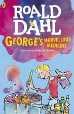 George's Marvellous Medicine by Roald Dahl (Paperback, 2016)