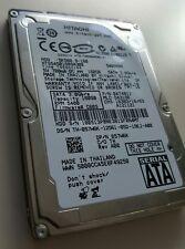 "Hitachi HTS545016B9A300 160GB 5400RPM SATA II 8MB Cache 2.5"" Internal Hard Drive"