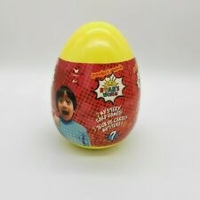 Ryan's World Pocket Watch 2 Mystery Card Toy Games Mystery Suprise Egg YouTube