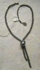 Konplott Necklace La Comtesse Light Beige Antique Bronze