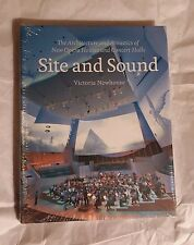Site and Sound : The Architecture and Acoustics of New Opera Houses New, Sealed