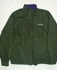 Green color Parka The Rainer Men's Jacket size XL by Gear!