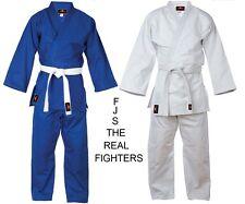 Judo Uniform BJJ GI Single Weave 450 gsm kids/Adults NEW with FREE White BELT